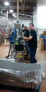 Canning line crazy